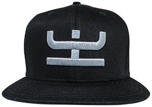 Helium e-liquid snapback black hat